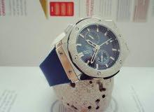 """ساعة ماركة HUBLOT فخمة جدا """"الكمية محدودة"""""""