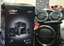 3500W F&D 2.1 Speakers