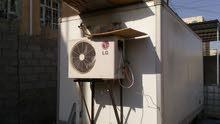 حافظة تبريد+مولد كهرباء مع مكينة25كيلو+مصنع تجميد