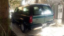 Green Chevrolet Tahoe 1998 for sale