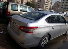Automatic Silver Nissan 2014 for sale