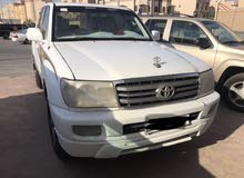 Toyota Land Cruiser 2003 For sale - White color