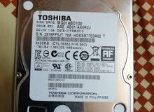 1TB use Toshiba laptop hard disc