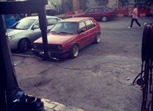 Manual Volkswagen 1990 for sale - Used - Amman city
