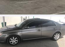 Gasoline Fuel/Power   Toyota Avalon 2005