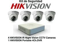 CCTV Camera for sales and fixing Hikvision HD turbo CCTV camera  Bullet camera i