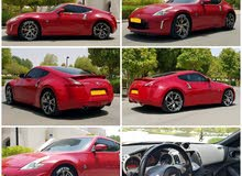 Nissan 370Z 2013 For sale - Red color