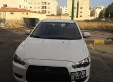 Mitsubishi Lancer 2014 For sale - White color