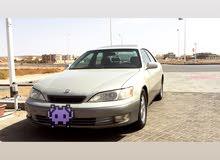 Gasoline Fuel/Power   Lexus ES 1998