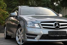 Mercedes Benz C 250 2013 For sale - Grey color