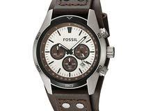 ساعة fossil