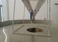 ماكينات صناعة الراشي او طحينية السمسم