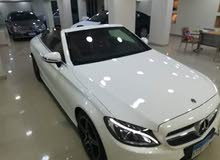 Mercedes Benz C 180 2017 for sale in Giza