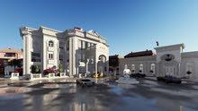 للبيع قصر تحت الإنشاء في بوابة الخيسة
