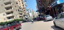 قطعه ارض 227 متر بشارع الترعه الرئيسي بموقع متميز جدا بالمنصوره