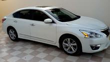 Nissan Altima 2014 For sale - White color