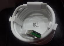 ببيع كابل USB TYPECE OPPOA92020 اصلى جديد لسا مستخدمتوش بتاع جهاز واتاكد بنفسك