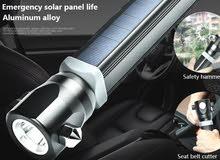 كشاف يد بالطاقة الشمسية