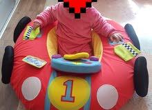 مقعد لعب اطفال لغاية عمر السنتين