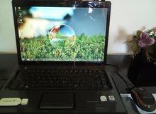 بيع جهاز كمبيوتر محمولCOMPAQ  جميل جدا ورائع