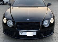 bentley continental GT GCC full options 225000