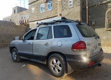 سيارة هيونداي سنتافي 2005 للبيع نظيييف جدا