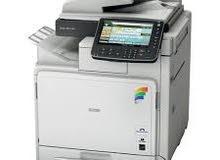 ماكينة تصوير مستندات متعددة الاستخدامات Ricoh MPC300