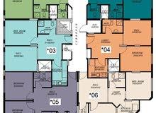 شقة للأجار غرفتين وصالة وبلكون وحمام ومكيف اسبلت