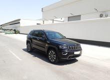 Jeep Grand Cherokee LTD 2018 (Black)
