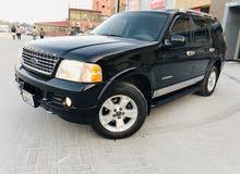 للبيع فورد اكسبلور 2005 وكالة البحرين