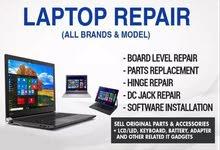 COMPUTER REPAIR SPECIALIST. WE FIX ALL PROBLEM.