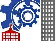 تركيب وصيانة والكشف على المصانع وخطوط الانتاج