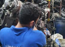 Wanted car mechanic with experience in car maintenance and fault diagnosis to wo