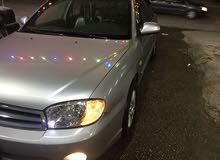 Manual Grey Kia 2002 for sale