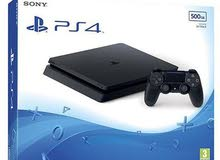 Own a  Playstation 4 with special specs and add ons