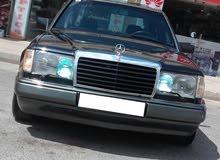 For sale 1990 Black E 200