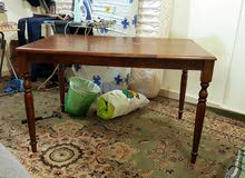 Used Tables - Chairs - End Tables available for sale in Farwaniya