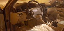 Lexus LS 2001 For sale - Gold color