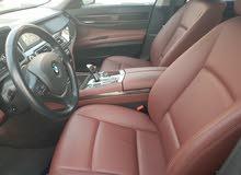 للبيع BMW 730Li موديل 2015