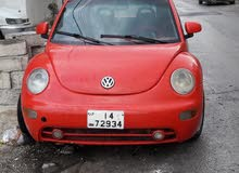 Manual Volkswagen 1999 for sale - Used - Amman city