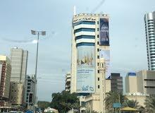 للبيع ارض فضا في مينا عبدالله