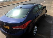 Blue Hyundai Elantra 2013 for sale