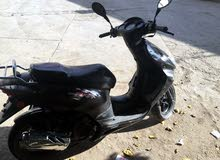 Used Vespa motorbike up for sale in Tripoli