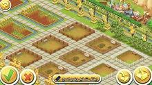 مزرعة هاي داي للبيع لفل 120 HayDay for sale lev 120