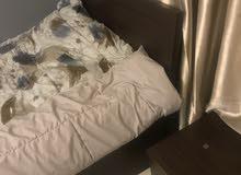 2 bed + 2 mattresses