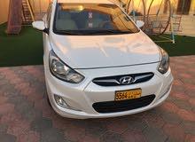 km mileage Hyundai Accent for sale