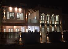 شقة 116م للايجار - المعبيله الجنوبية - خلف نفط عمان