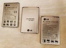 بطارية LG G3 أصلية