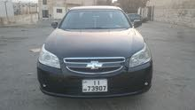 Black Chevrolet Epica 2007 for sale