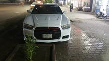 White Dodge Charger 2012 for sale